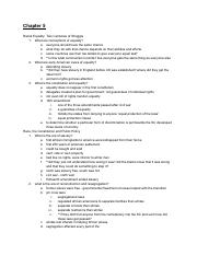 Government Outline Chapter 5