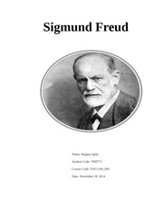 sigmund freud focus of research Sigmund freud's psychosexual development theory born on may 6, 1856 in moravia, sigmund freud was an austrian neurologist who, in the late 19th and early 20th.