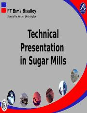 Durinox for Sugar Mills.ppt