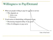 L2. Willingness to Pay