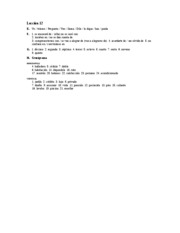 Â¡Hola, amigos! Workbook Answer Key Lec.12 E-H