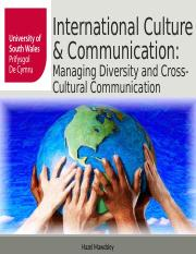 Lec 11 Managing Diversity and Cross-cultural Communication(1).pptx