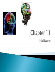 Chapter+11++Intelligence++-+portions+to+post