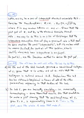ECON 484 Standard Univariate Probability Notes