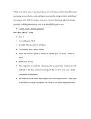 Operating Systems Notes #3