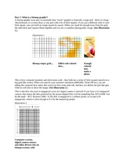 Worksheet 6B bitmap vs vector
