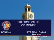 L08 - Time Value of Money