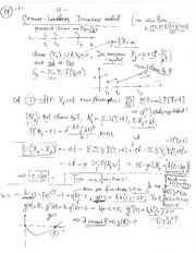 Lecture Notes N on Applied Probability