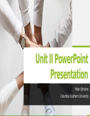 Unit II PowerPoint Presentation.pptx