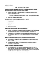HDFS 4950 Reading Guide Ch.10