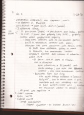 Business Law Ch. 2 Notes