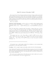 Persistence- CLASS NOTES