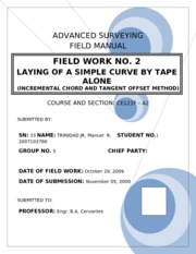 23623856-surveying-2-fieldwork-2