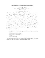 CHRONOLOGICAL_CONTRAST_SEQUENCE_essay_assignment