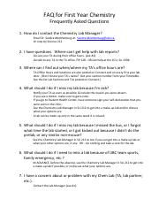 FAQ for First Year Chemistry(1).pdf