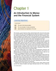 Money Banking and Financial Markets ch 1