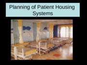 10.Planning of Patient Housing Systems