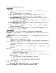 finance ch 4 notes
