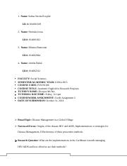 Group English Cred Assignment 2 (12_)