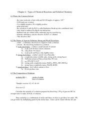 ChemChapter4Notes