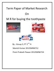 Term Paper of Market Research report Group 3.pdf