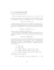 MATH 412 Notes 5.1 Second-Order linear PDE