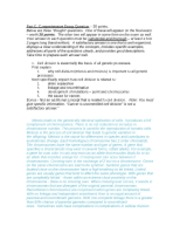 dna structure essay questions