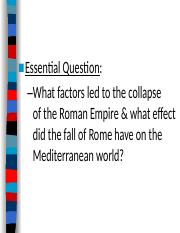 #8 The Decline & Fall of the Roman Empire (17-18).ppt