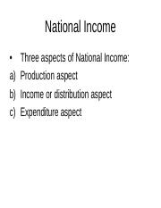 National Income measurement b.com (2).ppt