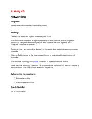 HWD101_Activity5_Networking (2).docx