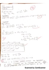 MATH 1280 Midterm 1 Answers