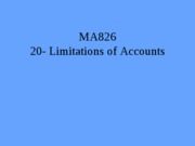 lecture_20_limitations_of_accounts