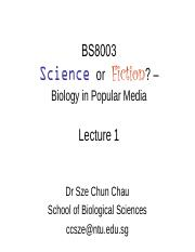 BS8003 Lecture 1 updated