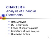 Chapter 04_Financial Statement Analysis