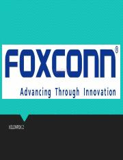 Foxcoon technology
