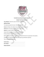 TACC403 Sample Final Exam Solutions.pdf