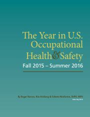 2016 Year-in-US-Occupational-Health-Safety-2016