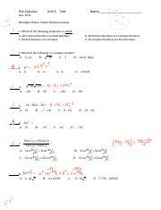 Glencoe Precalculus Pdf