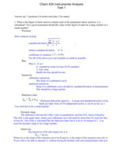 Exam 1 Solutions 2009