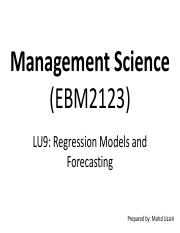 LU9_Regression_Models_and_Forecasting.pdf