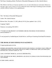 The Book of Household Management by Mrs. Beeton.pdf