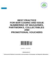 PPA Best Practice for Bar Code Guidelines Jun-14.doc