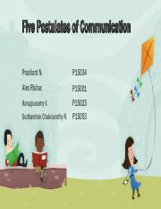 Postulates of Communication.pdf