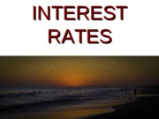 Interest Rates Part I