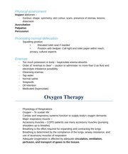 Nurs1503 Oxygen Therapy