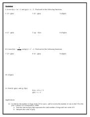 OPerations of Functions Worksheet (1).doc