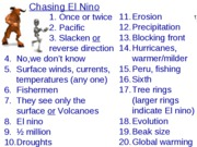 chasing-el-nino-answers