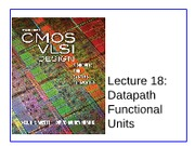 lect18-Datapaths