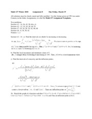 Math_137_Winter_2010_Solution_8