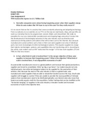 MGMT 495 Assignment 2